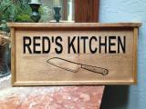Red's Kitichen - $150