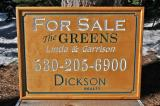 For Sale Sign - $95