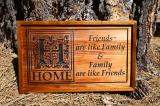 Home Family & Friends - $180