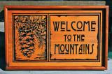 Welcome Mountains - $180