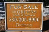 For Sale Real Estate Sign - $150