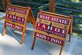 Real Estate Sandwich Signs - $200