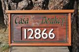 Cabin Name & Street Number - $180